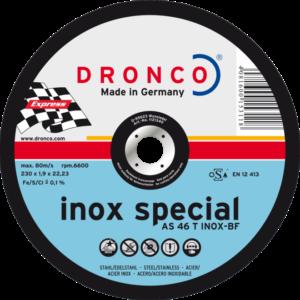 A 46 T Inox special
