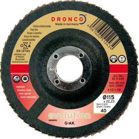 Lamelasti disk G-AK EVOLUTION