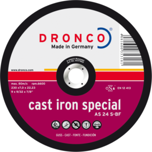 AS 24 S Cast-Iron