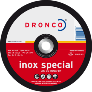 AS 30 S Inox special