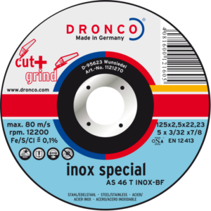 AS 46-AS 30 T inox special