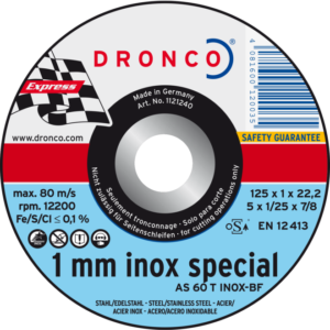 AS 60 T Inox special