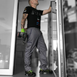 Radne pantalone do pojasa FLT 1207