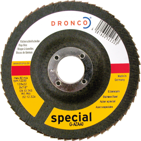 Lamelasti disk G-AZ A SPECIAL